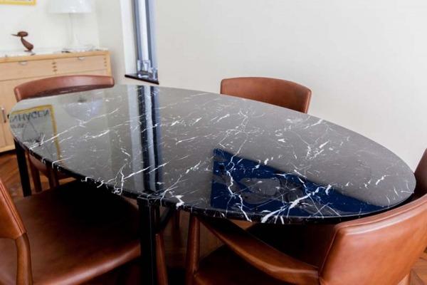 Teddy Oval Dinning Table-2 (Medium)